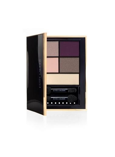Estée Lauder Pure Color Envy Eyeshadow Palette - Currant Desire 7,6 Gr Renkli